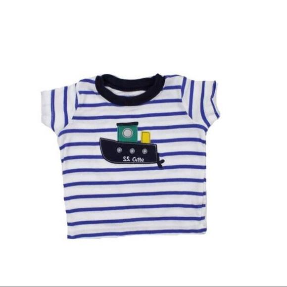 Carter's Striped T-Shirt, 6 Months